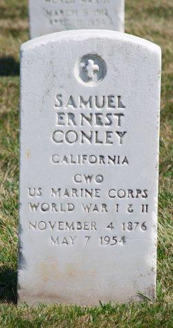 Samuel Ernest Conley