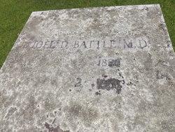 Dr Joel Dossey Battle