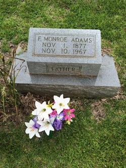 Franklin Monroe Adams
