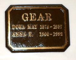Dora May <i>Taylor</i> Gear