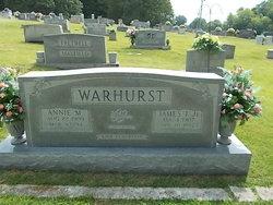 James Thomas Jim Warhurst