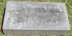 Jess M. <i>Brown</i> Aull