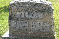 William Harvey Willie Beach