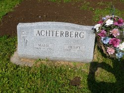 Marie C Achterberg