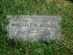 Margaret N <i>Turkenton</i> Bridges