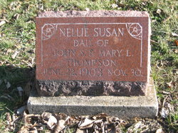 Nellie Susan Thompson