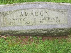 Arthur Dean Amadon