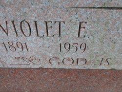 Violet Elizabeth <i>Kenngott</i> Graebel
