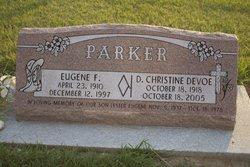 Eugene Fred Parker
