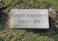 Floriene Burns Mandy <i>Myers</i> Handwork