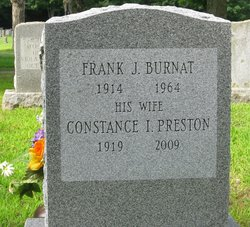 Constance I <i>Preston</i> Burnat