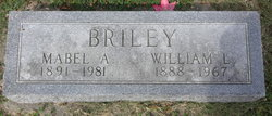 Mabel A. Briley