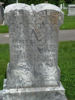 James Polk Taylor
