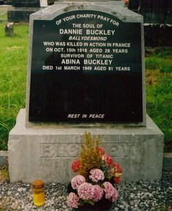 Pvt Daniel Buckley, Jr