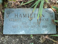 Oscar Hamilton