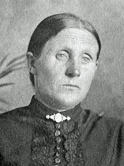 Margaret Elvira <i>Stump</i> Curtis