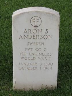 Aron S Anderson