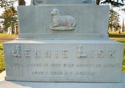 Jennie Lick