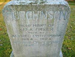 Ella <i>Greer</i> Hutchinson