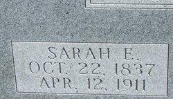Sarah Elizabeth <i>Segar</i> Austin