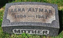 Lena <i>Goodman</i> Altman