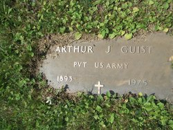 Arthur James Guist
