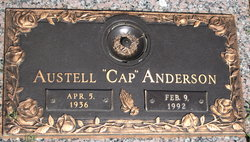 Austell Cap Anderson
