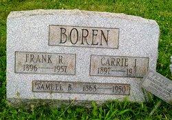 Samuel Brownard Boren