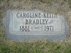 Caroline Keith Bradley