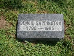Benoni Sappington