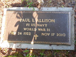 Paul L Allison