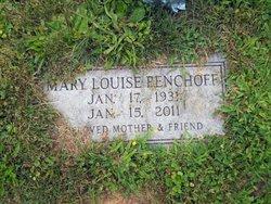 Mary Louise <i>Kilpatrick</i> Benchoff