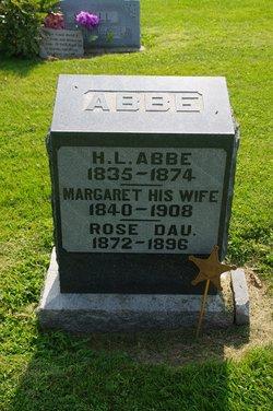 Margaret Maggie <i>Wilson</i> Abbe