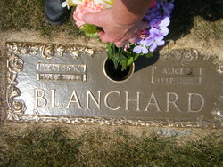 Alice Pauline <i>Mackin</i> Blanchard