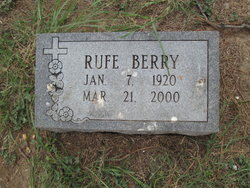 Rufe Ivey Berry