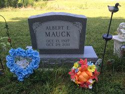 Albert Evan Ab Mauck