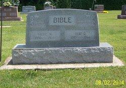 Nellie M. <i>Dickson</i> Bible