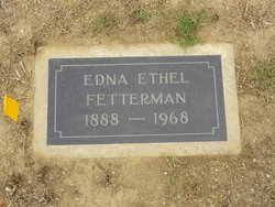 Edna Ethel <i>Ground</i> Fetterman