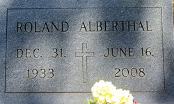 Roland Alfred Alberthal