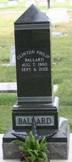 Clinton Philip Ballard
