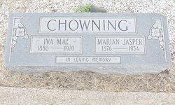 Marion Jasper MJ Chowning