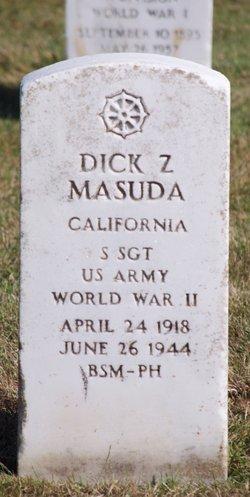 Dick Z Masuda
