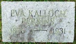 Eva Minot <i>Kallock</i> Perkins