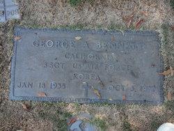 George A Bennett