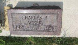 Charles R. Acker, Jr