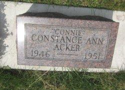 Constance Ann Connie Acker
