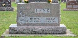 Fred William Leyk