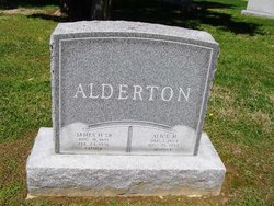 James H Alderton, Sr