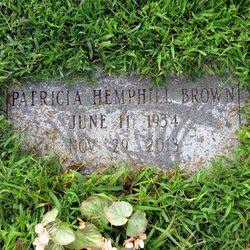 Patricia Raye Pat <i>Hemphill</i> Brown