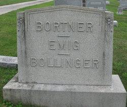 Alice <i>Bortner</i> Bollinger